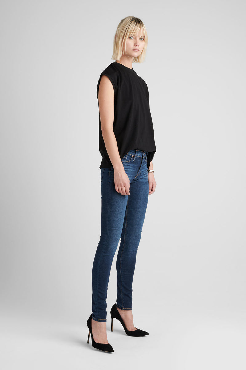 NICO MIDRISE SUPER SKINNY JEAN - GOWER - Image 2