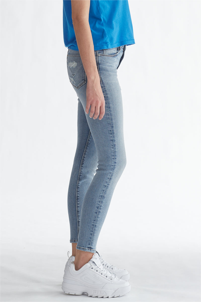 NICO SUPER SKINNY JEAN - FRICTION - Image 3