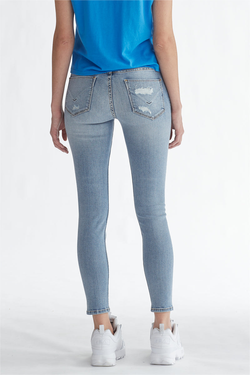 NICO SUPER SKINNY JEAN - FRICTION - Image 4