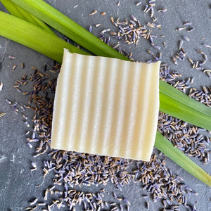 Confidence Boost - Lavender Lemongrass Handcrafted Moisturizing Bar Soap