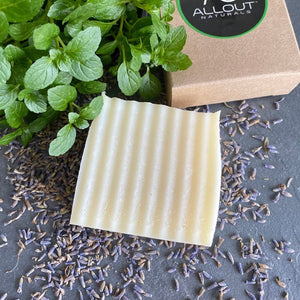 Dream Big - Mint Lavender Handcrafted Moisturizing Bar Soap