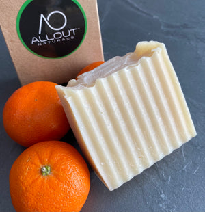Love Yourself - Orange, Patchouli & Ylang Handcrafted Moisturizing Bar Soap