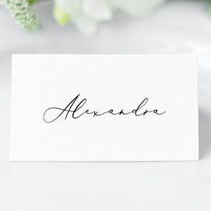 Place cards Simple - Pearly Paper