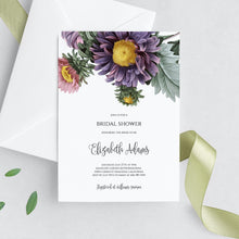 Load image into Gallery viewer, Bridal Shower Invitation - Pearly Paper