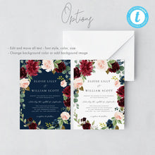 Load image into Gallery viewer, Printable Welcome Sign Editable Template - Pearly Paper