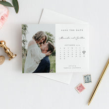 Load image into Gallery viewer, Calendar Save the Date - Pearly Paper