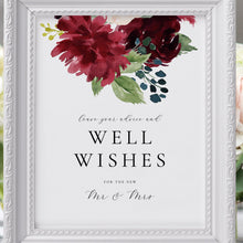 Load image into Gallery viewer, Advice and Well Wishes Sign - Pearly Paper