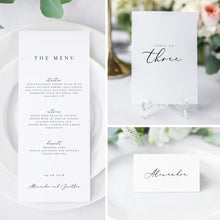 Load image into Gallery viewer, Wedding Bundle Download Wedding Invitation - Pearly Paper