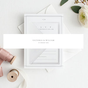 Belly Band Template Download Elegant - Pearly Paper
