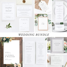 Load image into Gallery viewer, Wedding Bundle Download Elegant Wedding - Pearly Paper