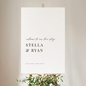 Classic Minimalist Wedding Bundle Download Wedding Invitation - Pearly Paper
