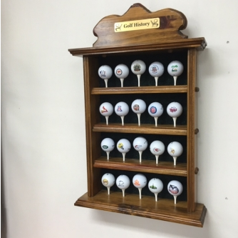 20 Count Golf Ball Display