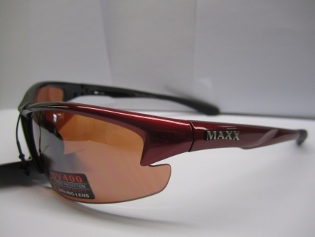 Maxx HD Golf Cinco-Red