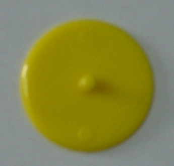 Yellow Ball Markers (Per 50 Pack)