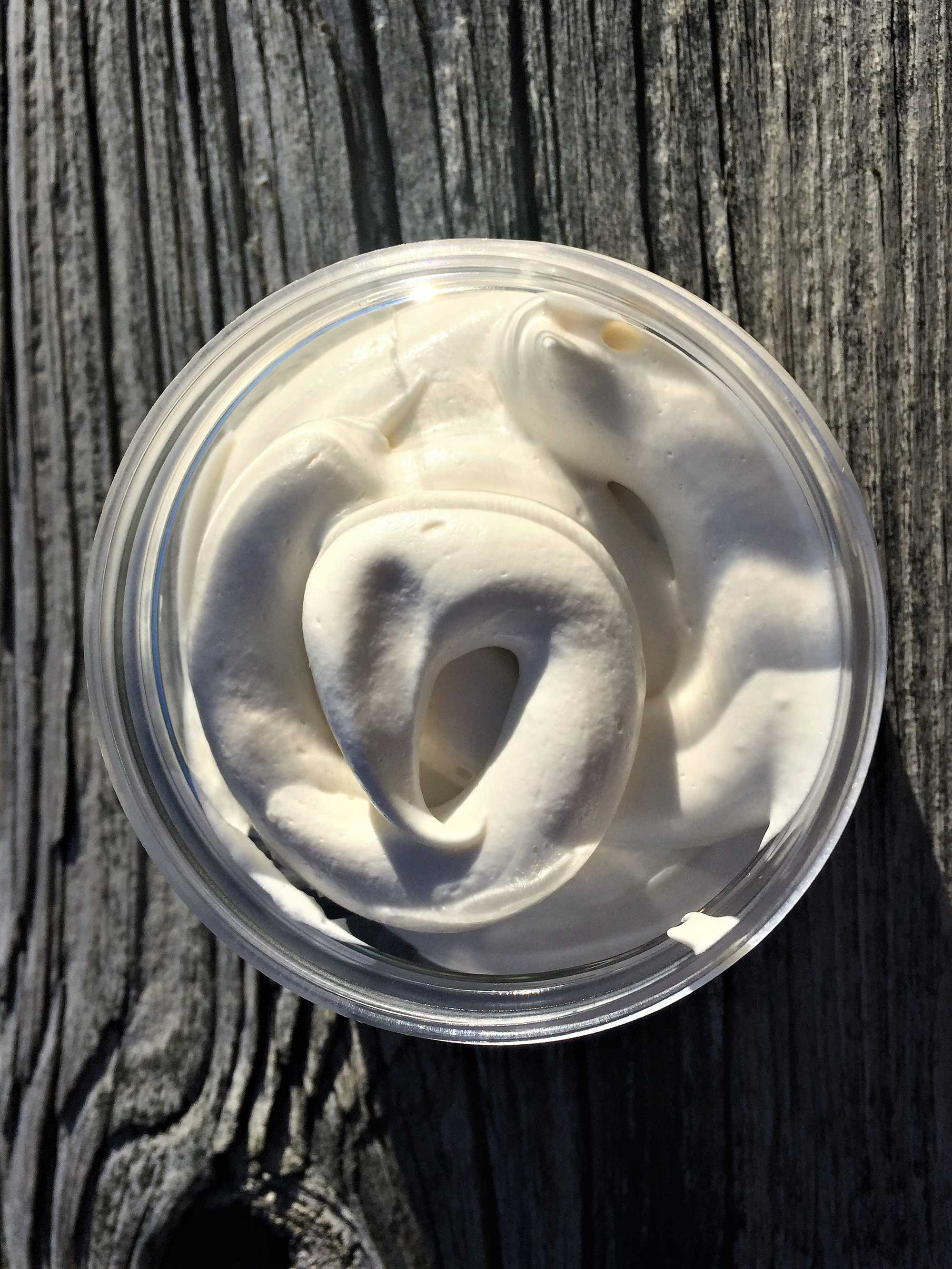 4oz Whipped Body Butter by Amber Jeanne