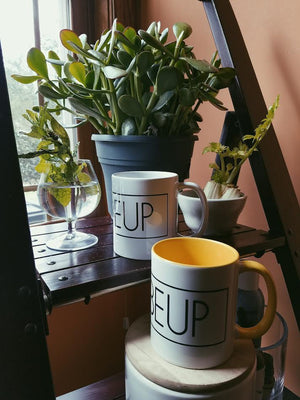 TribeUp Mug by The Sister Circle