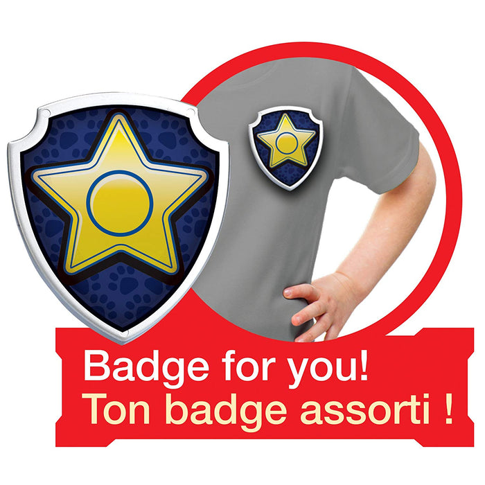 Paw Patrol Spy Chase Action Pack Badge