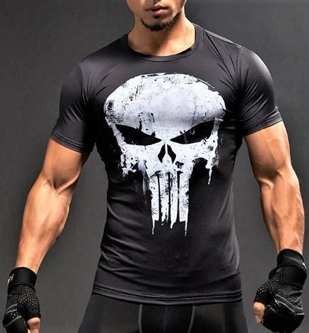 PUNISHER Gym T-shirt