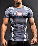 WAR MACHINE Gym T-shirt