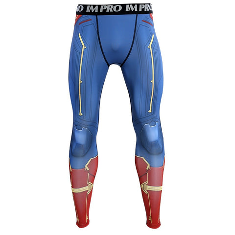 CAPTAIN MARVEL Leggings