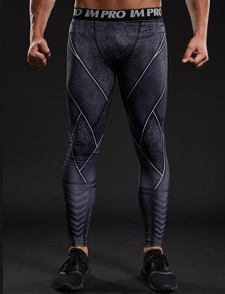 BLACK PANTHER compression leggings