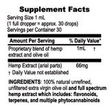 2000mg Hemp Extract