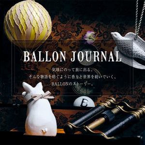 BALLON JOURNAL 創刊
