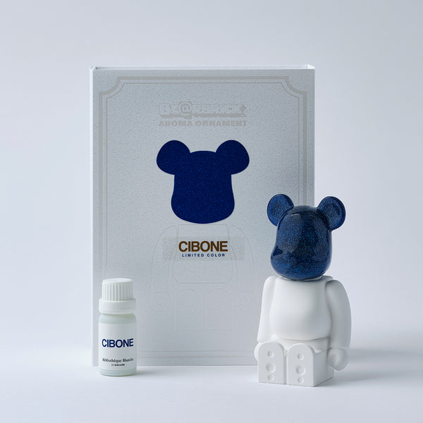 BE@RBRICK AROMA ORNAMENT No.0 CIBONE LIMITED COLOR