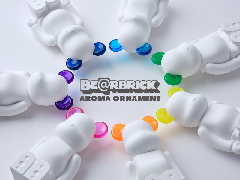 BE@RBRICK AROMA ORNAMENT No.0 COLOR