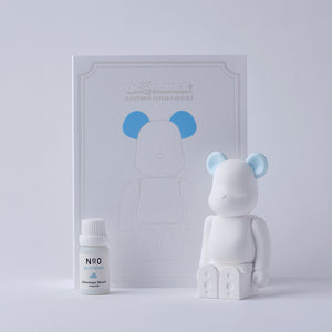 <NEW>BE@RBRICK AROMA ORNAMENT No.0 COLOR SWEET SUGAR BLUE