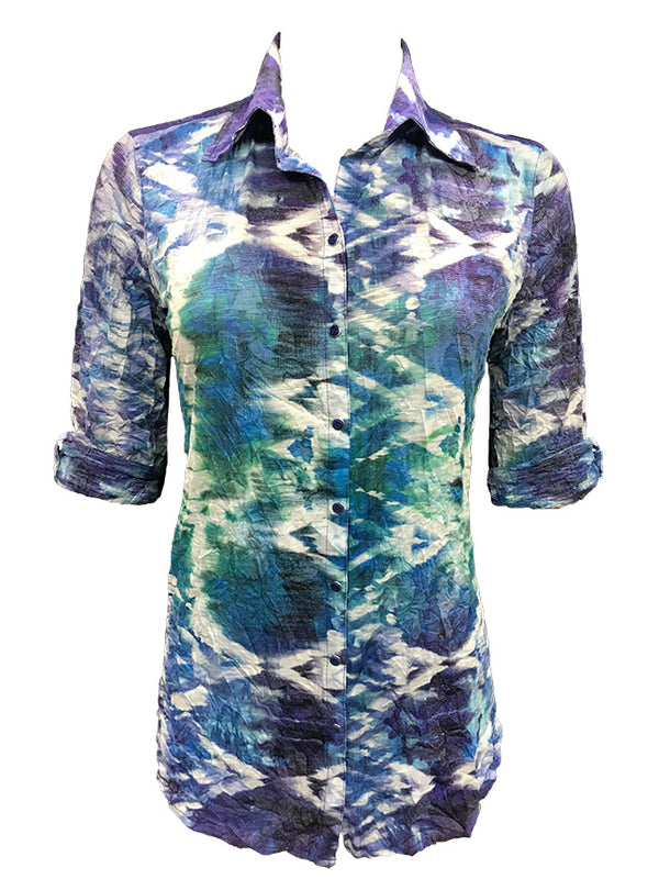 Crushed Gem Tunic Shirt