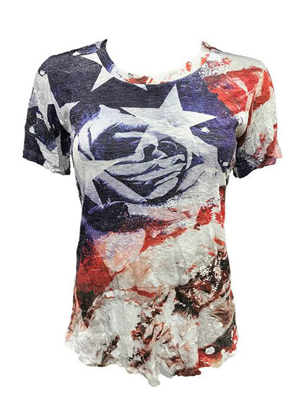 Crushed Freedom Tee