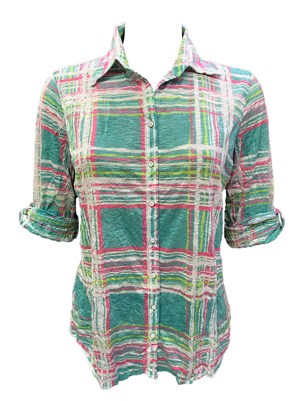 Crushed Preppy Shirt