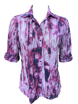 Crushed Orchid Shirt