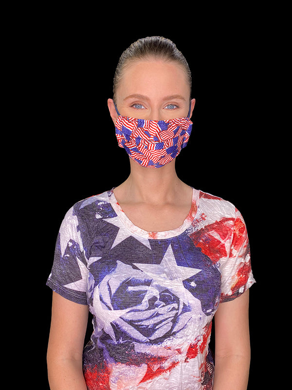 American Flag Face Mask #5