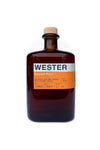 Wester Spirit Co - Premium Spiced Rum 40% ABV 50cl