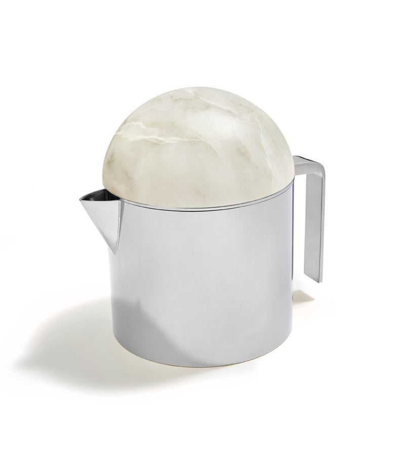 White Cream Jug