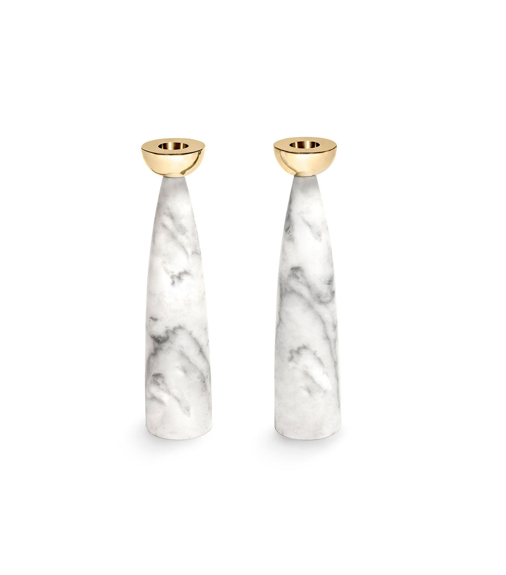 Coluna Candlesticks- Set of 2