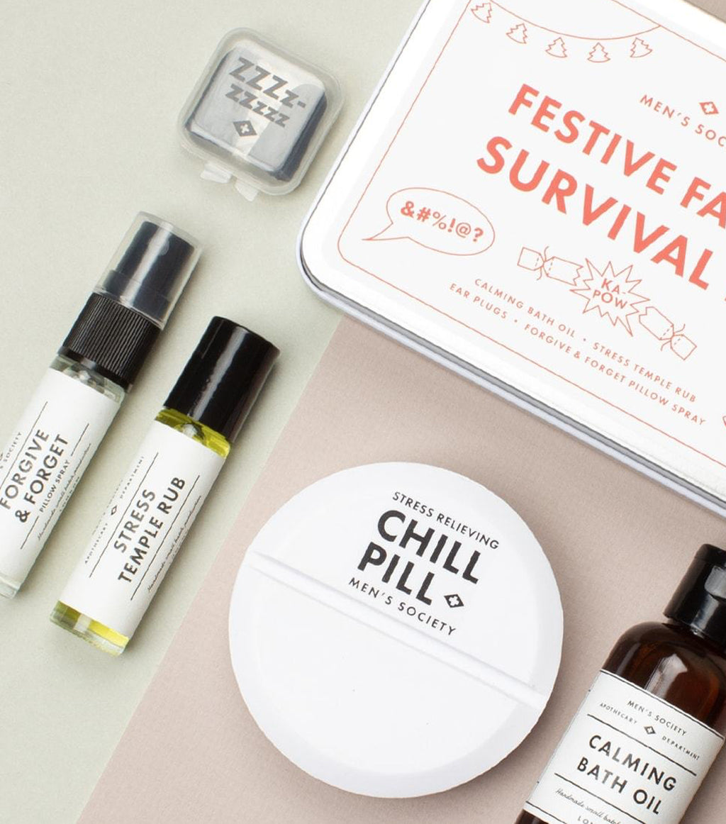 Festive Family Survival Kit