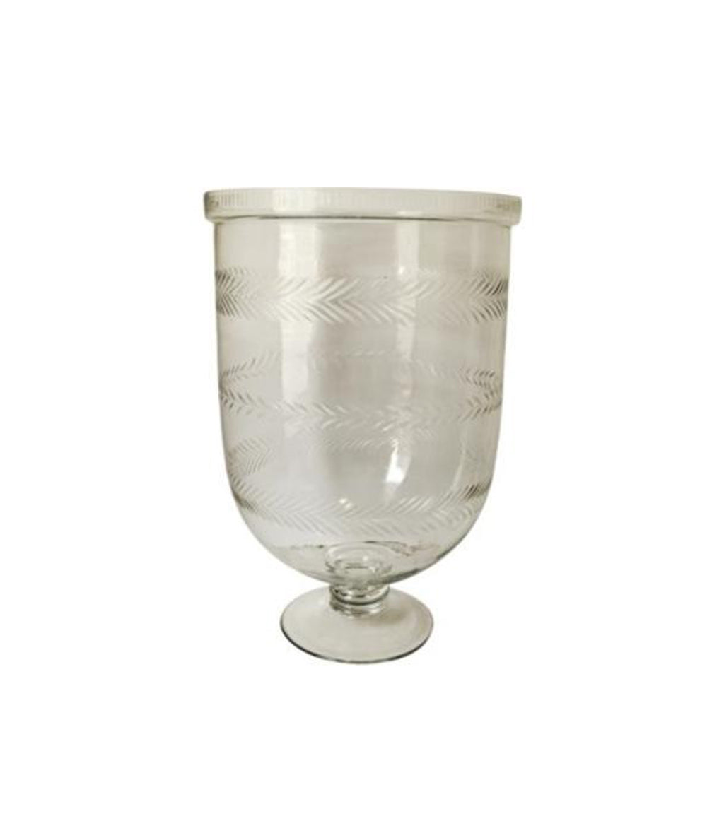 Glass Planter Vase
