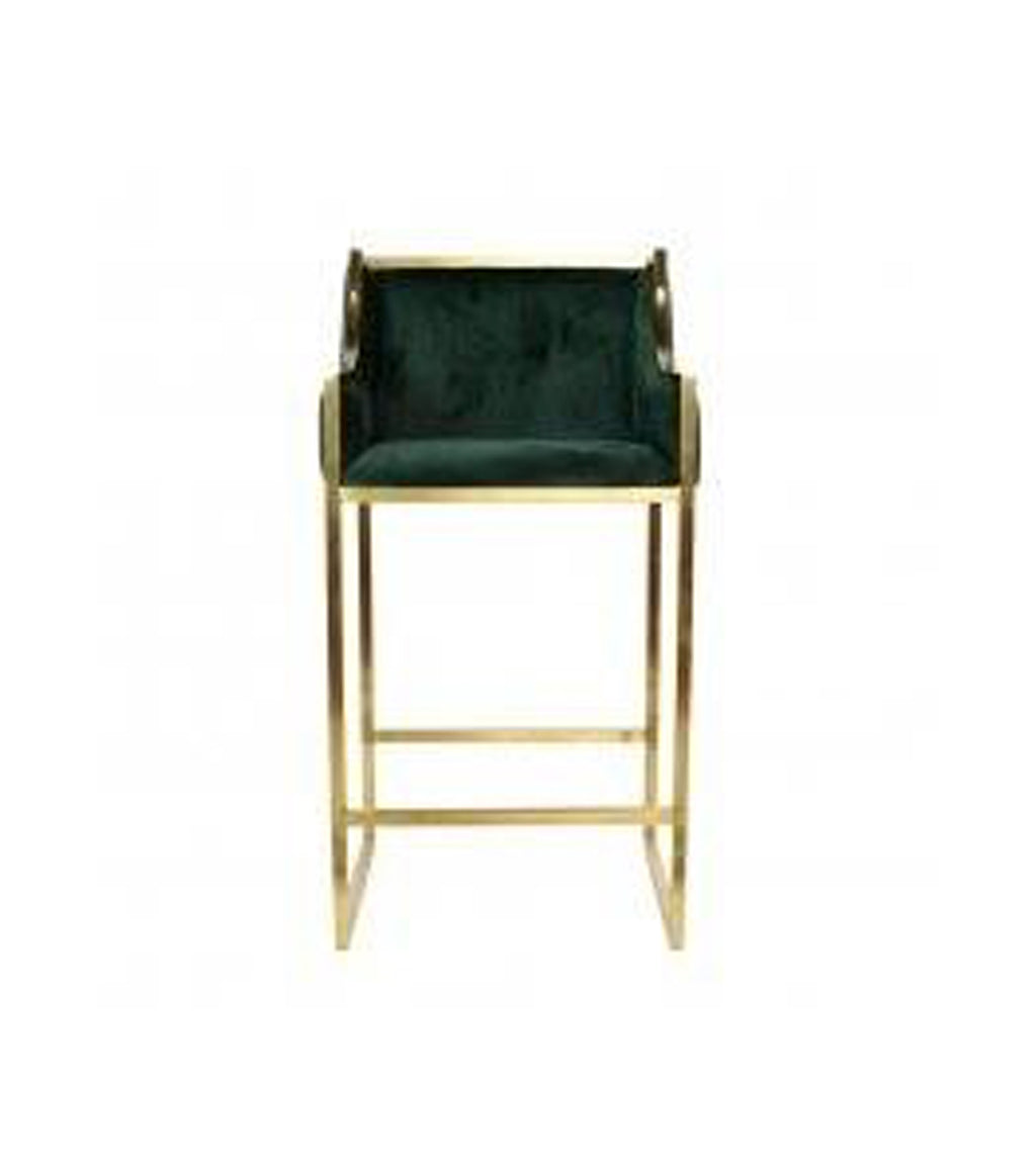 Camden Barstool in Emerald