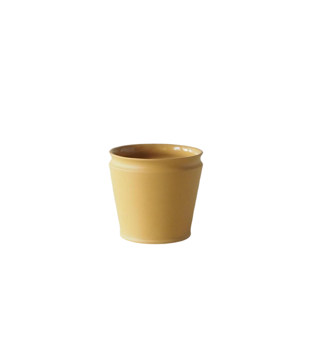 Porcelain Tapered Cup