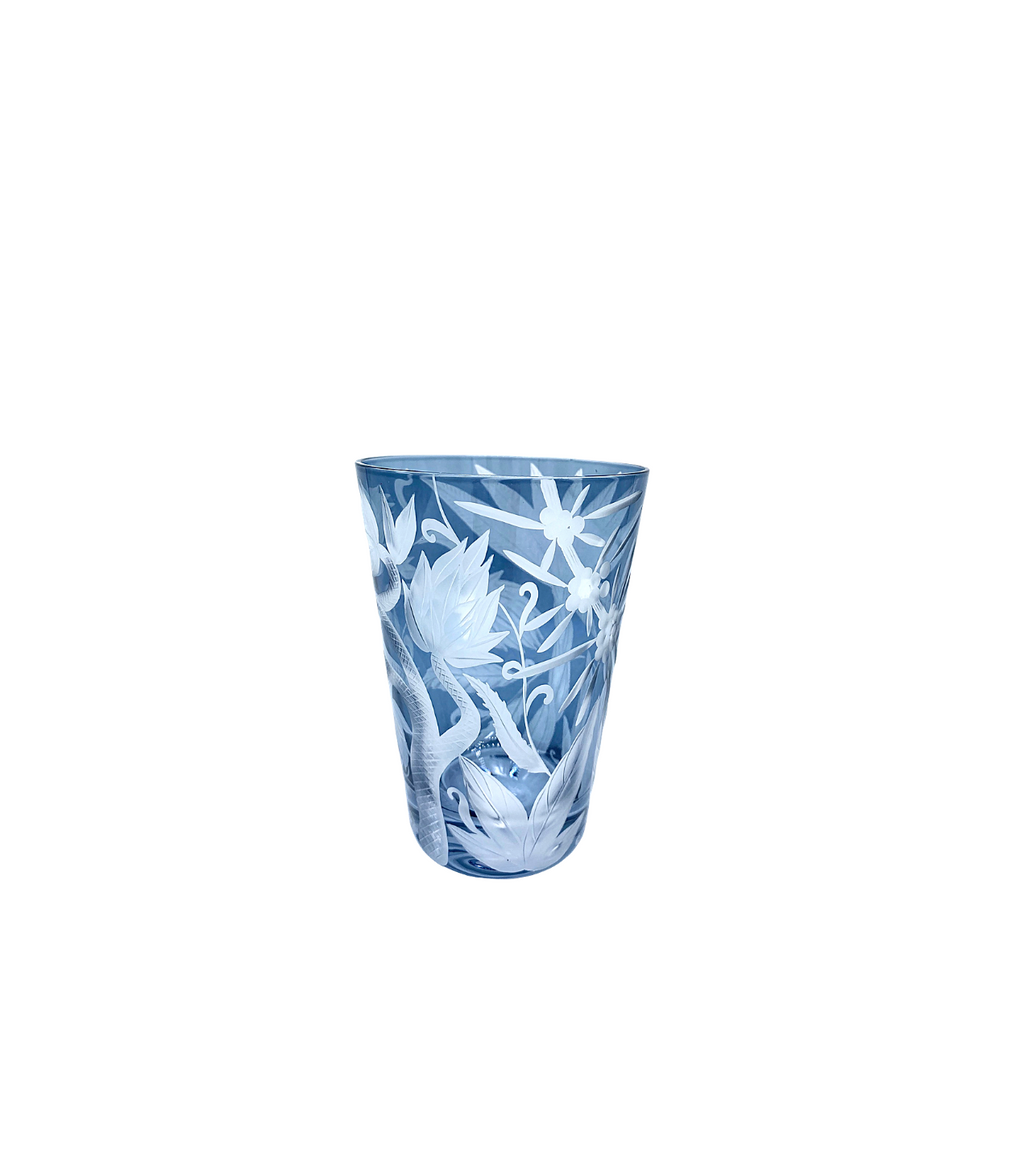 Deco Jungle Tumbler