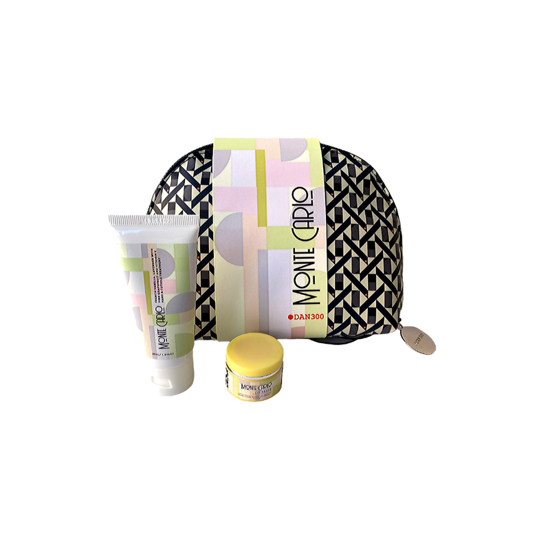 Monte Carlo Beauty Bag 3-Piece Gift Set