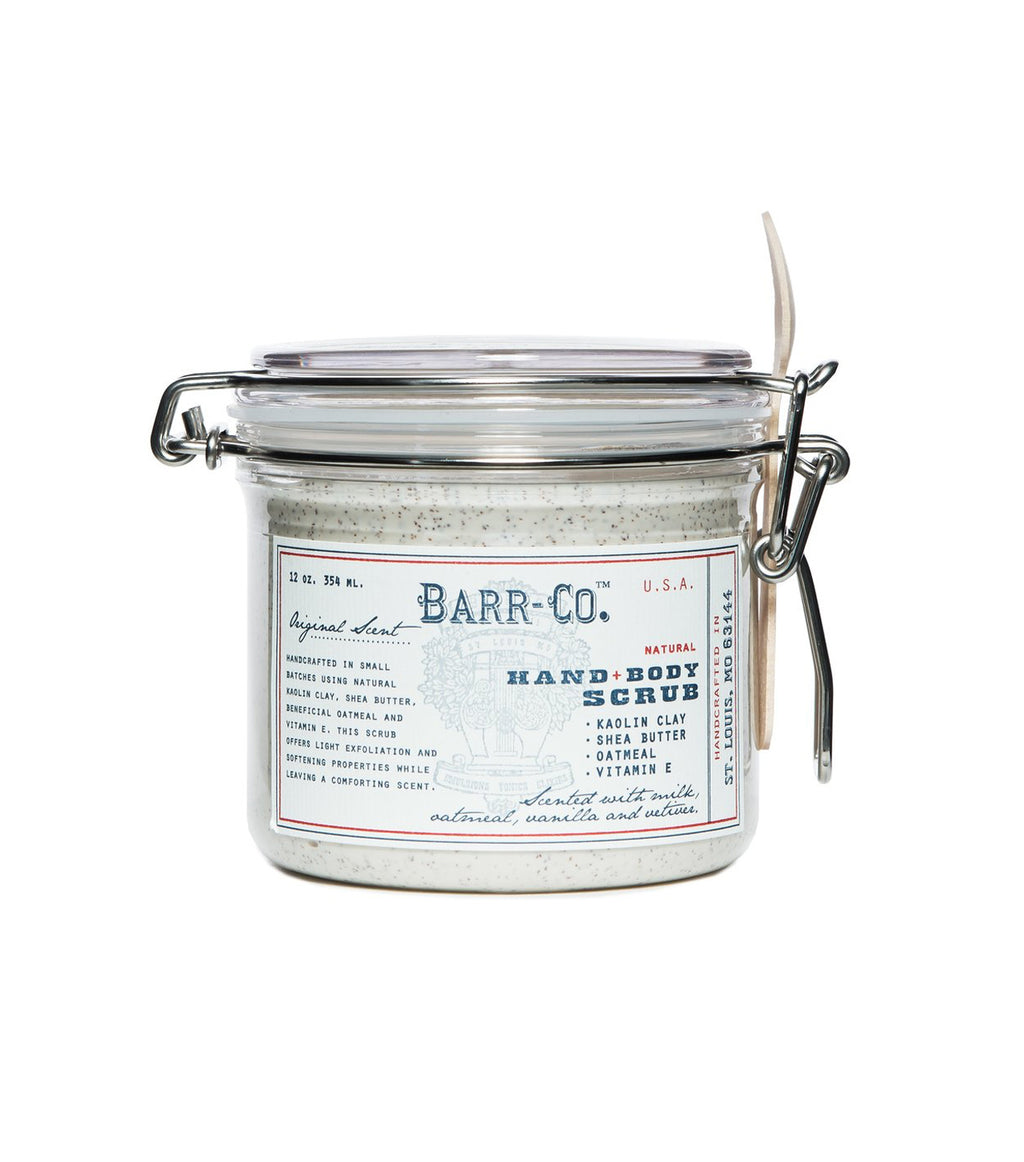 Barr-Co. Clay Scrub