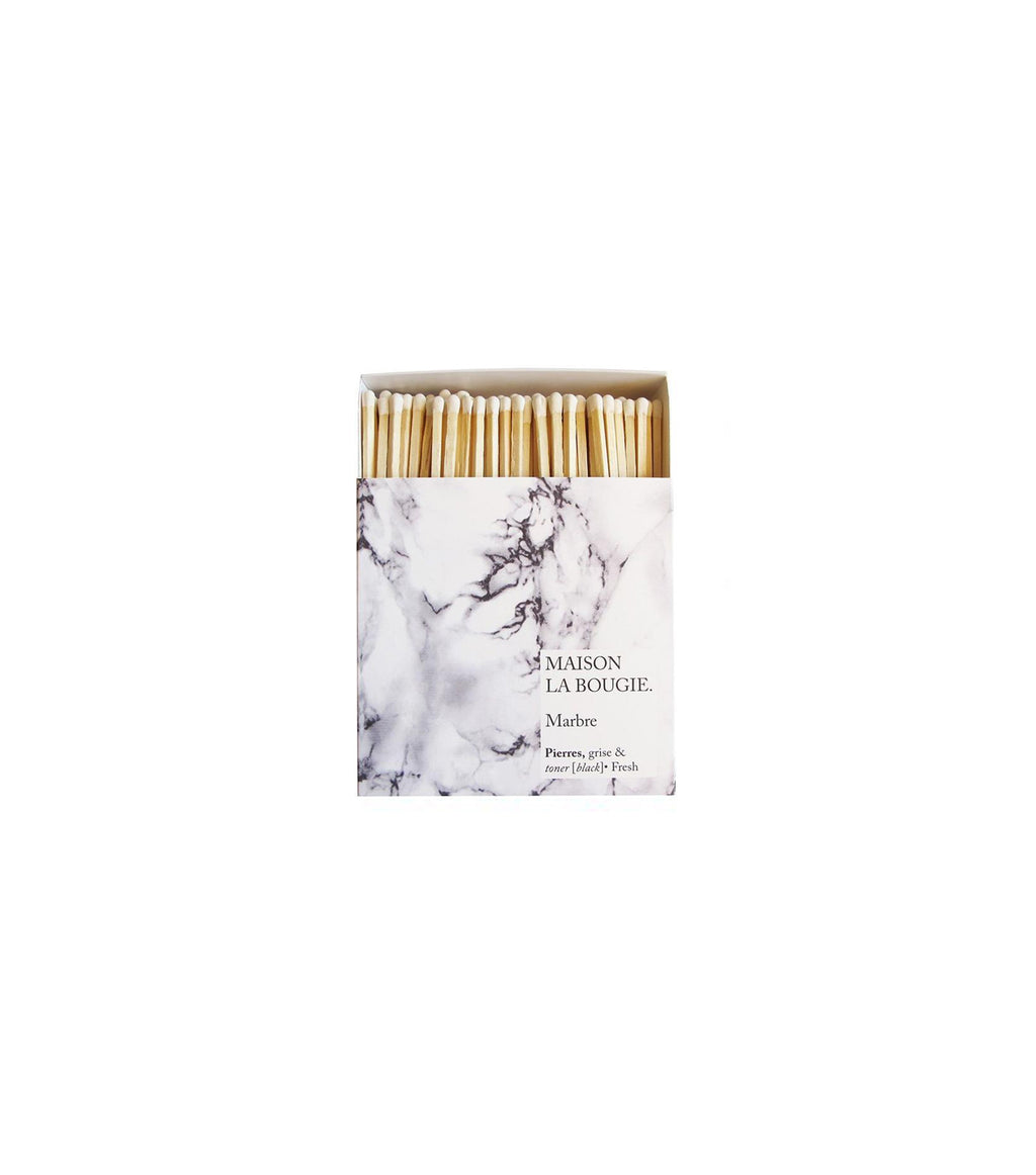 Maison La Bougie Matches