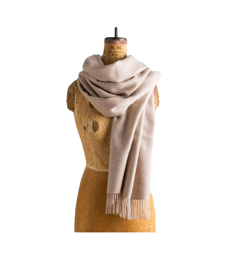 Alpaca Wool Oversized Wrap
