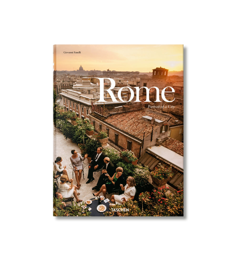 Citta Eterna: Rome, Portrait of a City by Giovanni Fanelli