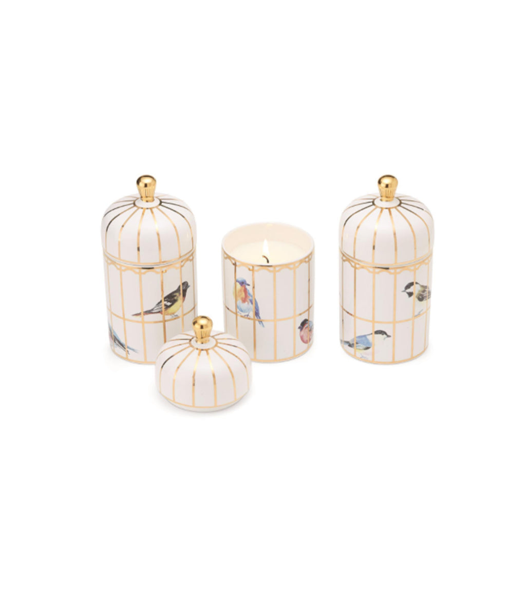 Gilded Cage Candle