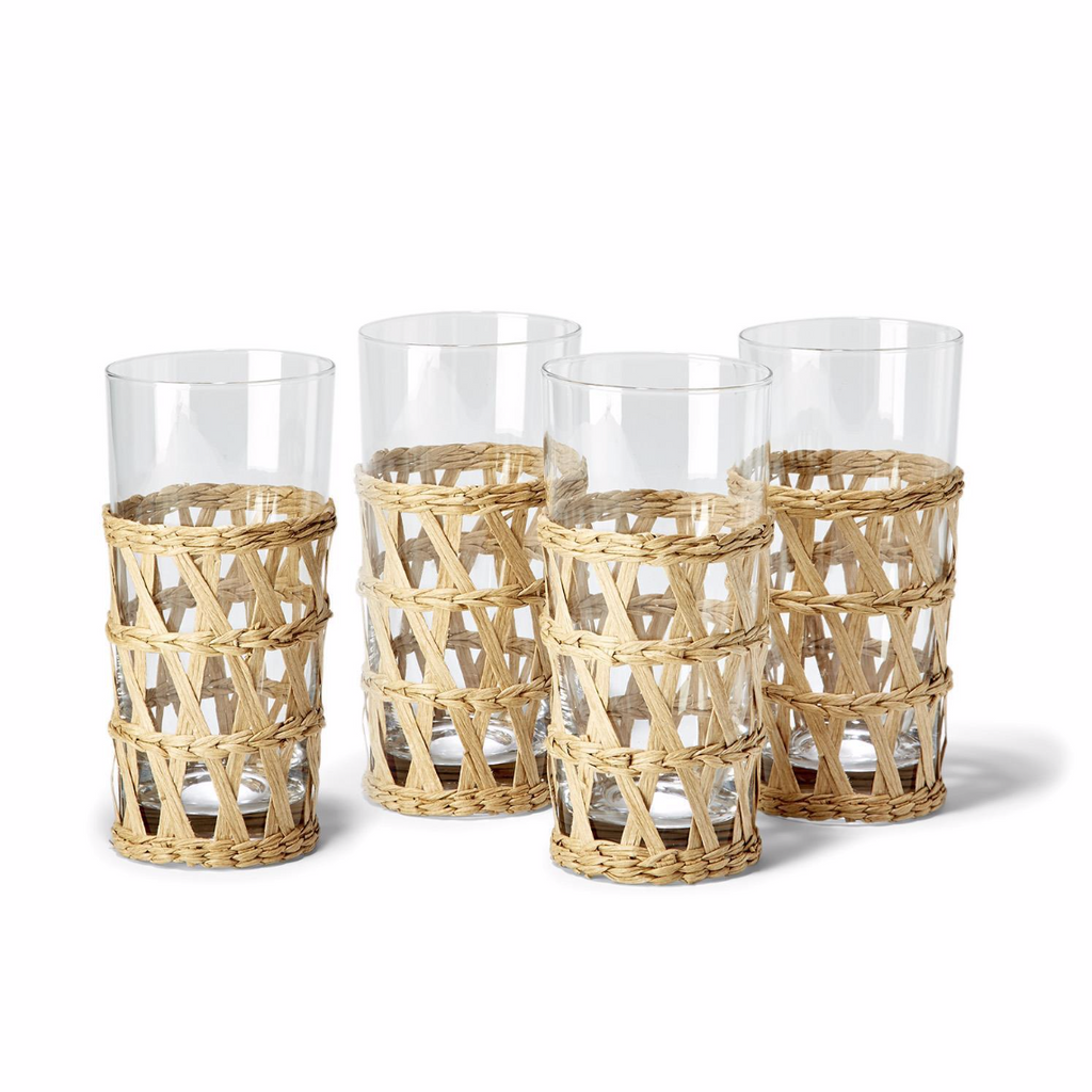 Island Chic Highball Glass
